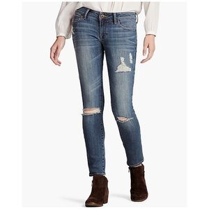 LUCKY BRAND Lolita Mid Rise Skinny Jean